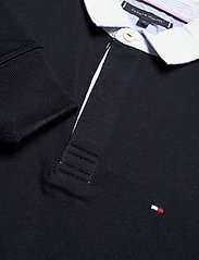 Tommy Hilfiger - ICONIC RUGBY - long-sleeved polos - desert sky - 2