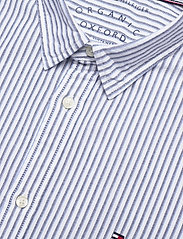 Tommy Hilfiger - ORGANIC OXFORD STRIPE SHIRT - business skjorter - blue ink / multi - 2