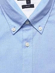 Tommy Hilfiger - SLIM FLEX ESSENTIAL DOBBY SHIRT - basic skjorter - copenhagen blue - 2