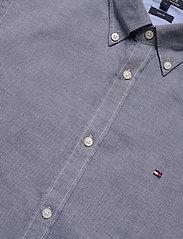Tommy Hilfiger - SLIM FLEX ESSENTIAL DOBBY SHIRT - basic skjorter - desert sky - 2