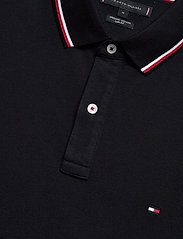 Tommy Hilfiger - CORE TOMMY TIPPED SLIM POLO - poloshirts - desert sky - 2