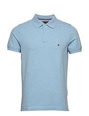 TOMMY HEATHER SLIM - SAIL BLUE HEATHER
