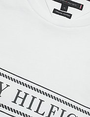Tommy Hilfiger - ROPE STRIPE TEE - short-sleeved t-shirts - white - 2