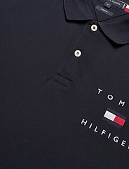 Tommy Hilfiger - TOMMY FLAG HILFIGER REG POLO - polos à manches courtes - desert sky - 2