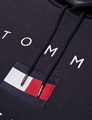 Tommy Hilfiger - TOMMY FLAG HILFIGER HOODY - hoodies - desert sky - 2