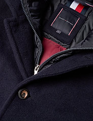 Tommy Hilfiger - STAND UP COLLAR PADDED COAT - wool coats - desert sky - 2