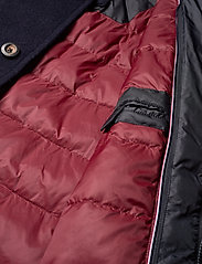 Tommy Hilfiger - STAND UP COLLAR PADDED COAT - wool coats - desert sky - 4