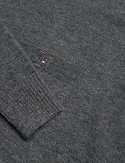 Tommy Hilfiger - LH COZY TURTLE NECK - basic knitwear - coal - 2
