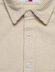 Tommy Hilfiger - LH CHUNKY CORDUROY SHIRT - casual shirts - light silt - 2