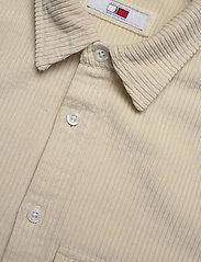 Tommy Hilfiger - LH CHUNKY CORDUROY SHIRT - casual shirts - light silt - 3