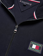 Tommy Hilfiger - ICON ESSENTIALS ZIP THROUGH - basic sweatshirts - desert sky - 2
