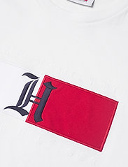 Tommy Hilfiger - LH CLASSIC LOGO TEE - short-sleeved t-shirts - white - 2