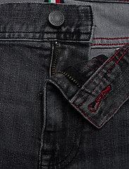 Tommy Hilfiger - STRAIGHT DENTON STR ODIN BLACK - regular jeans - denim black 12 - 3