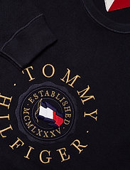 Tommy Hilfiger - STRUCTURED GRAPHIC SWEATER - desert sky - 2