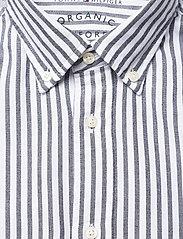 Tommy Hilfiger - OXFORD STRIPE SHIRT - chemises oxford - desert sky / white - 2