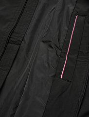 Tommy Hilfiger - MIX MEDIA BOMBER - bomber jackets - black - 5