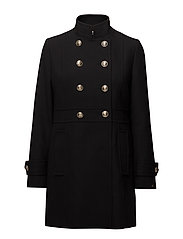 NICHELLE COAT - BLACK BEAUTY