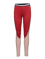 TH ATH ROWENA PANT - RED