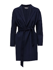Tommy Hilfiger - Carmen Wool Coat, S