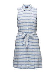 HILLARY DRESS NS - BRETON STP / REGATTA
