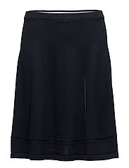 TRINITY SWTR SKIRT - MIDNIGHT