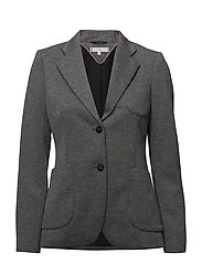 JANNALEE SB BLAZER - MEDIUM GREY HTR