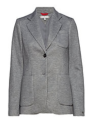 BJORK BLAZER - MEDIUM GREY HTR