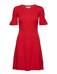 SANE DRESS - TRUE RED