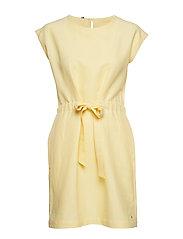 CAROLINA DRESS - GOLDEN HAZE