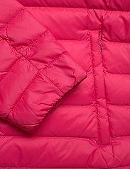 Tommy Hilfiger - TH ESSENTIAL LW DWN - down- & padded jackets - ruby jewel - 6