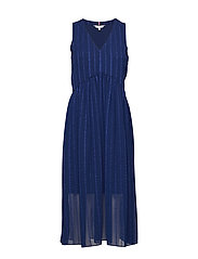 EVA DRESS NS - MEDIEVAL BLUE