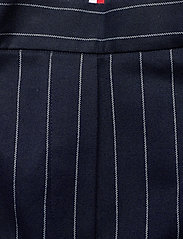 Tommy Hilfiger - FRANKIE PULL ON PANT - straight leg trousers - pin stripe sky captain - 3