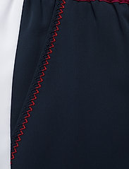 Tommy Hilfiger - FLORENTINA PANT - wide leg trousers - sky captain - 4