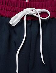 Tommy Hilfiger - FLORENTINA PANT - wide leg trousers - sky captain - 5