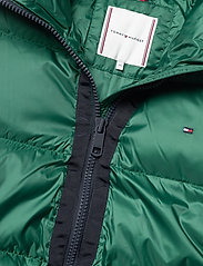 Tommy Hilfiger - NAOMI RECYCLED DOWN JKT - padded jackets - rain forest - 3