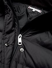Tommy Hilfiger - NEW TYRA DOWN JKT - padded jackets - meteorite - 8