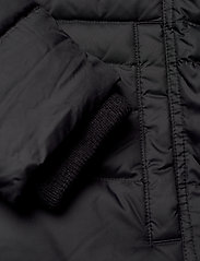 Tommy Hilfiger - NEW TYRA DOWN JKT - padded jackets - meteorite - 9