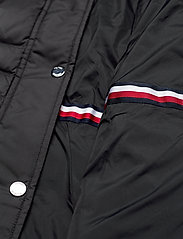 Tommy Hilfiger - NEW TYRA DOWN JKT - padded jackets - meteorite - 11