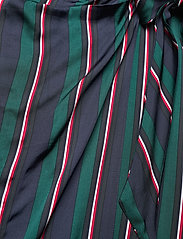 Tommy Hilfiger - AVA WRAP SKIRT - midi skirts - mini blazer stp sky captain - 2