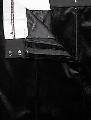 Tommy Hilfiger - TERESA STRAIGHT PANT - straight leg trousers - black - 3