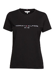 NEW TH ESS HILFIGER - BLACK