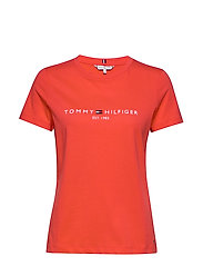 NEW TH ESS HILFIGER - BRIGHT VERMILLION