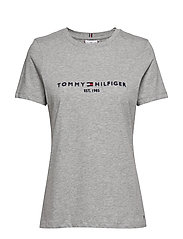 NEW TH ESS HILFIGER - LIGHT GREY HEATHER