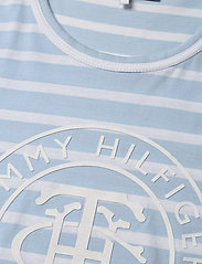 Tommy Hilfiger - TH COOL ESS RELAXED - t-shirts - breton stp / breezy blue white - 2