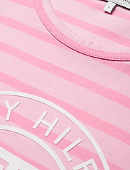 Tommy Hilfiger - TH COOL ESS RELAXED - t-shirts - breton stp /  frosted pink - 2
