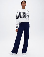 Tommy Hilfiger - BELL BOTTOM HW C UTA - boot cut jeans - uta - 0