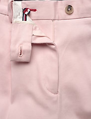 Tommy Hilfiger - COTTON PASTEL TAPERED PANT - straight leg trousers - pale pink - 3