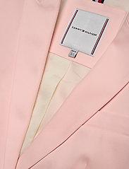 Tommy Hilfiger - COTTON PASTEL SB BLA - blazers - pale pink - 2