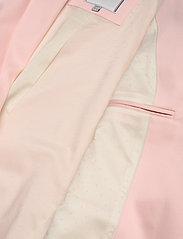 Tommy Hilfiger - COTTON PASTEL SB BLA - blazers - pale pink - 4