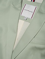 Tommy Hilfiger - COTTON PASTEL SB BLA - blazers - sea mist mint - 4